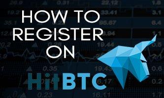 How to register on HitBTC crypto exchange