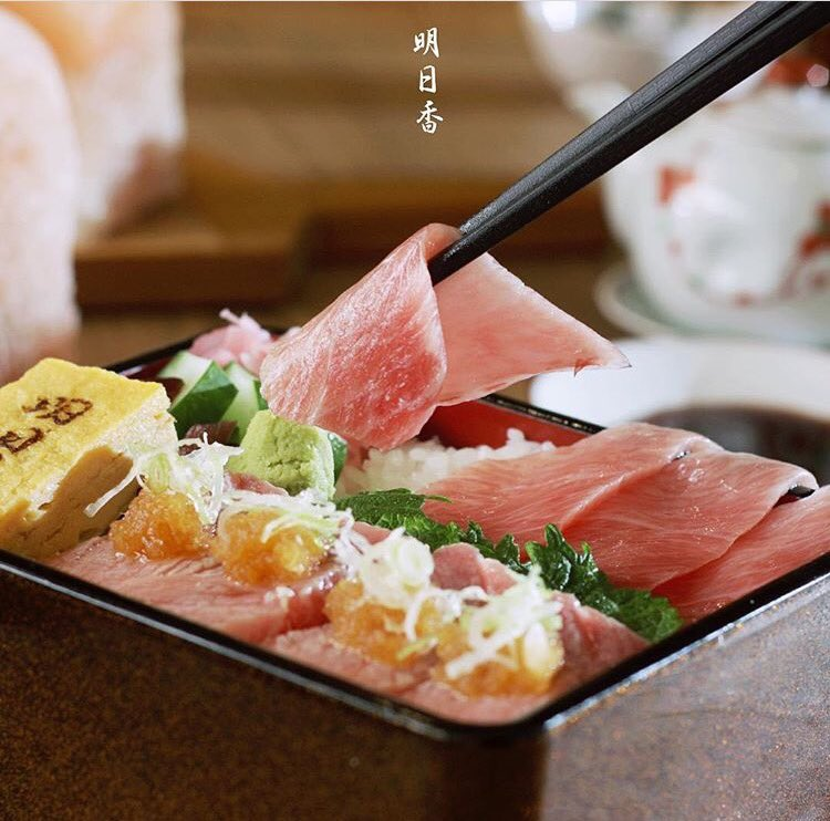 Spoil yourself with melt-in-your-mouth fatty tuna from @asuka_jwmarriottjkt! #jwmarriottjkt #asukajapanesedining https://t.co/jVeSu2BSd0