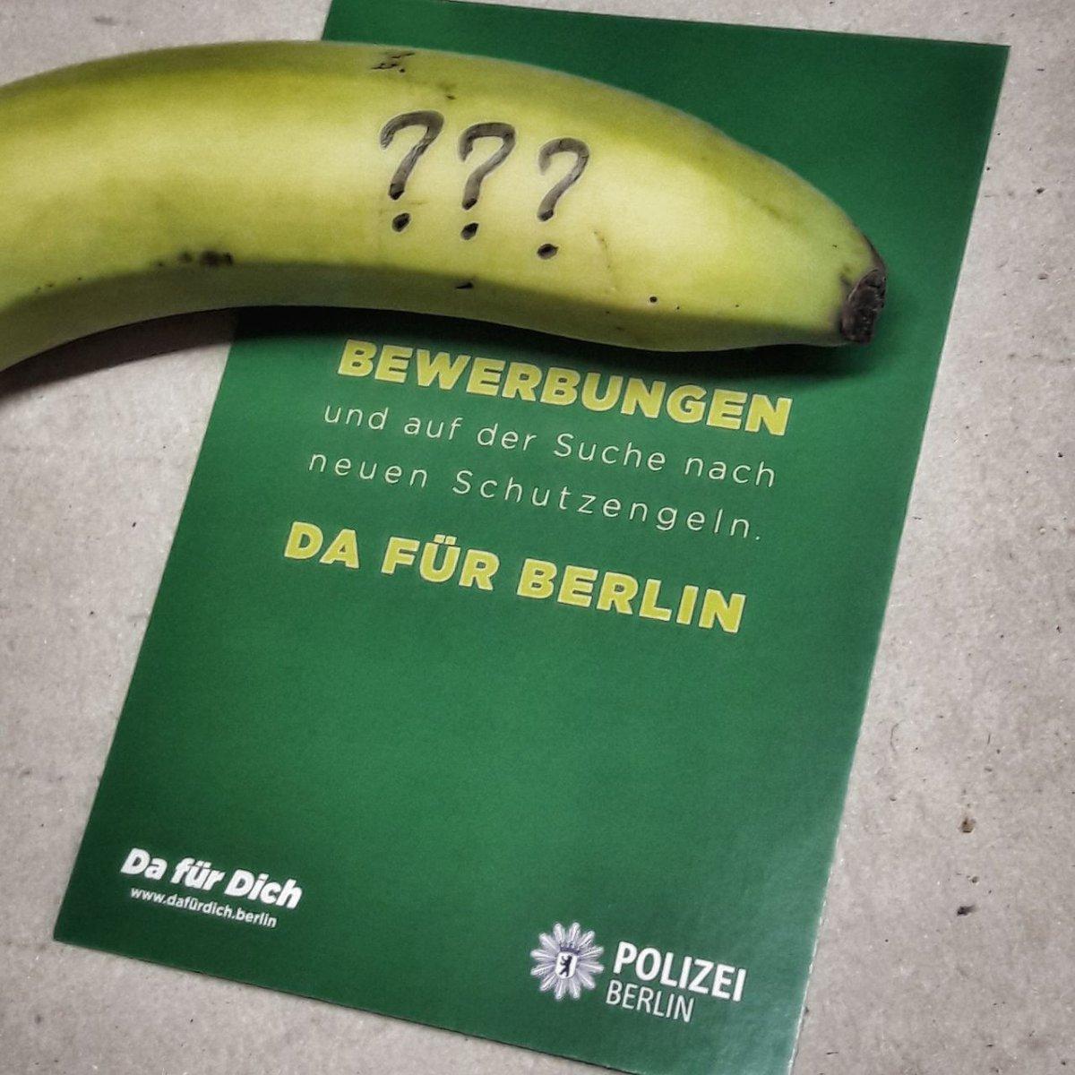 Polizei Berlin On Twitter Unser Nachwuchs Ernährt Sich Gesund
