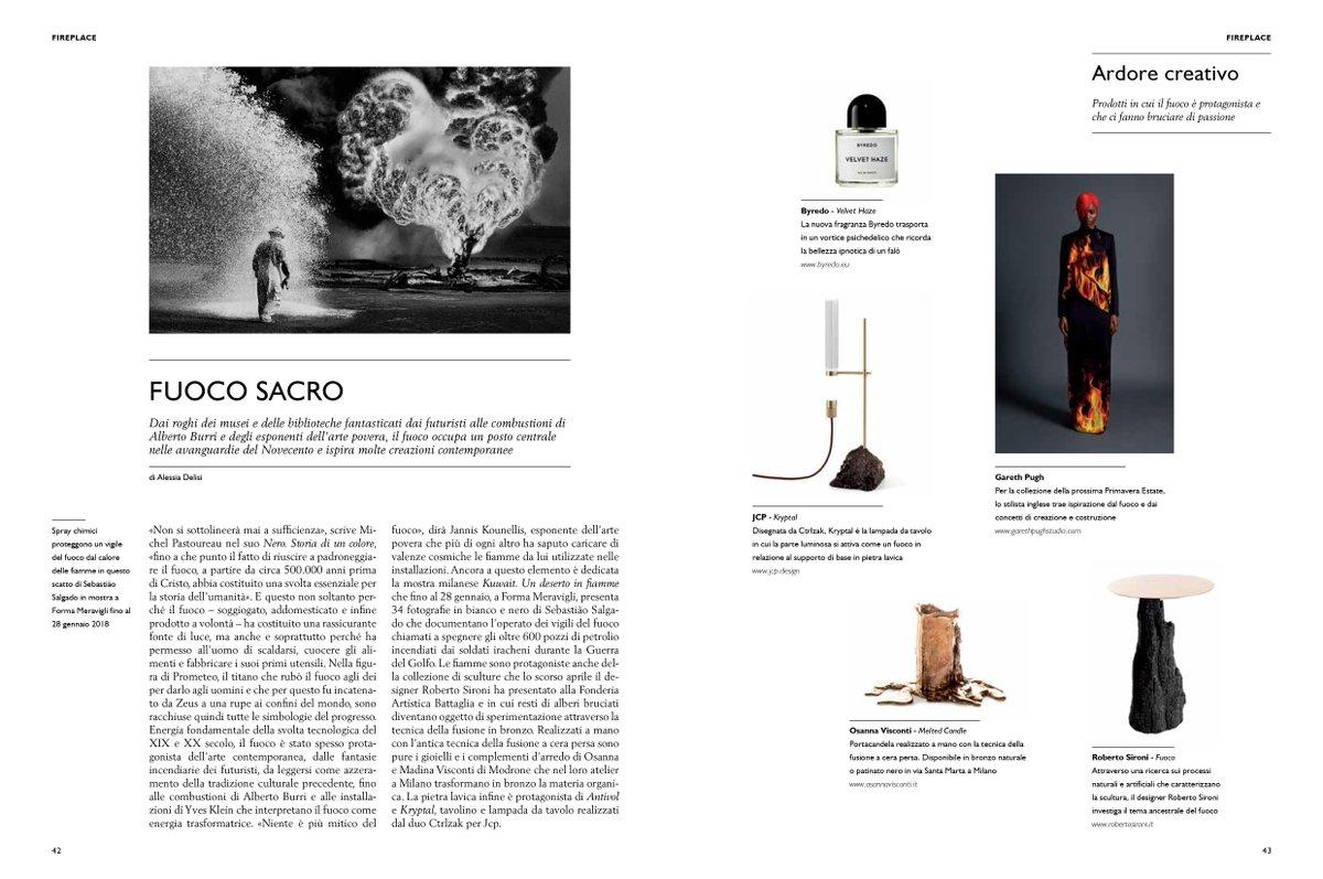 "Lampada Da Studio Design ctrlzak studio on twitter: ""focus on fire with the kryptal"