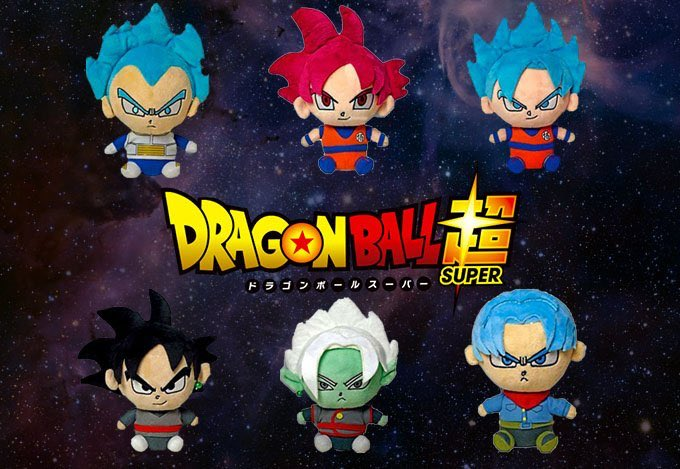 RT @bdzes: Nuevos peluches de Dragon Ball Super #DragonBallSuper @BladeRepres #FelizMartes https://t.co/VBnm6fjxEB https://t.co/ZyAPGd8fxh