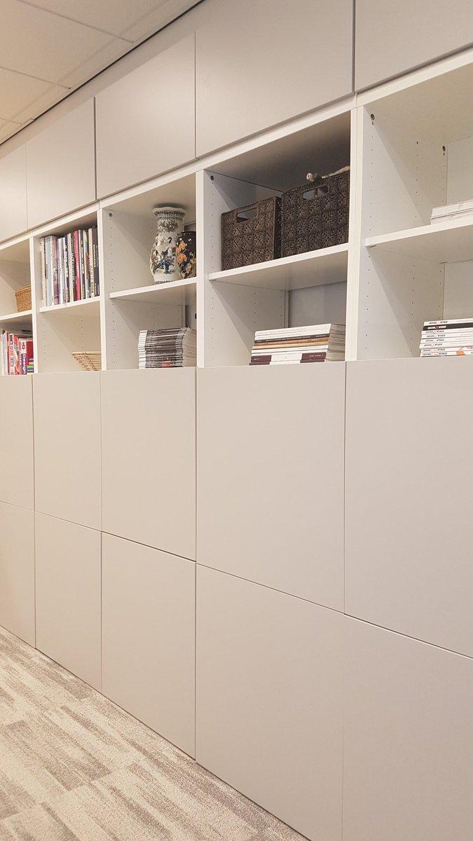 Giny Schoenmaker En Twitter Werkplek Kast Besta Ikea