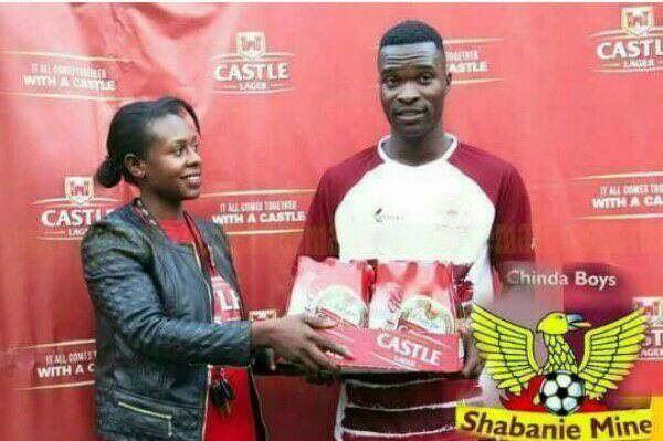 Beer we go as lager is the man of the match prize in Zimbabwe