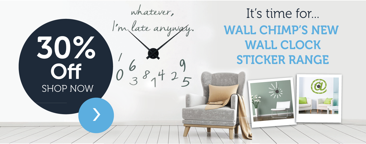 Wall Chimp On Twitter 30 Discount Now Available On Wall Chimps