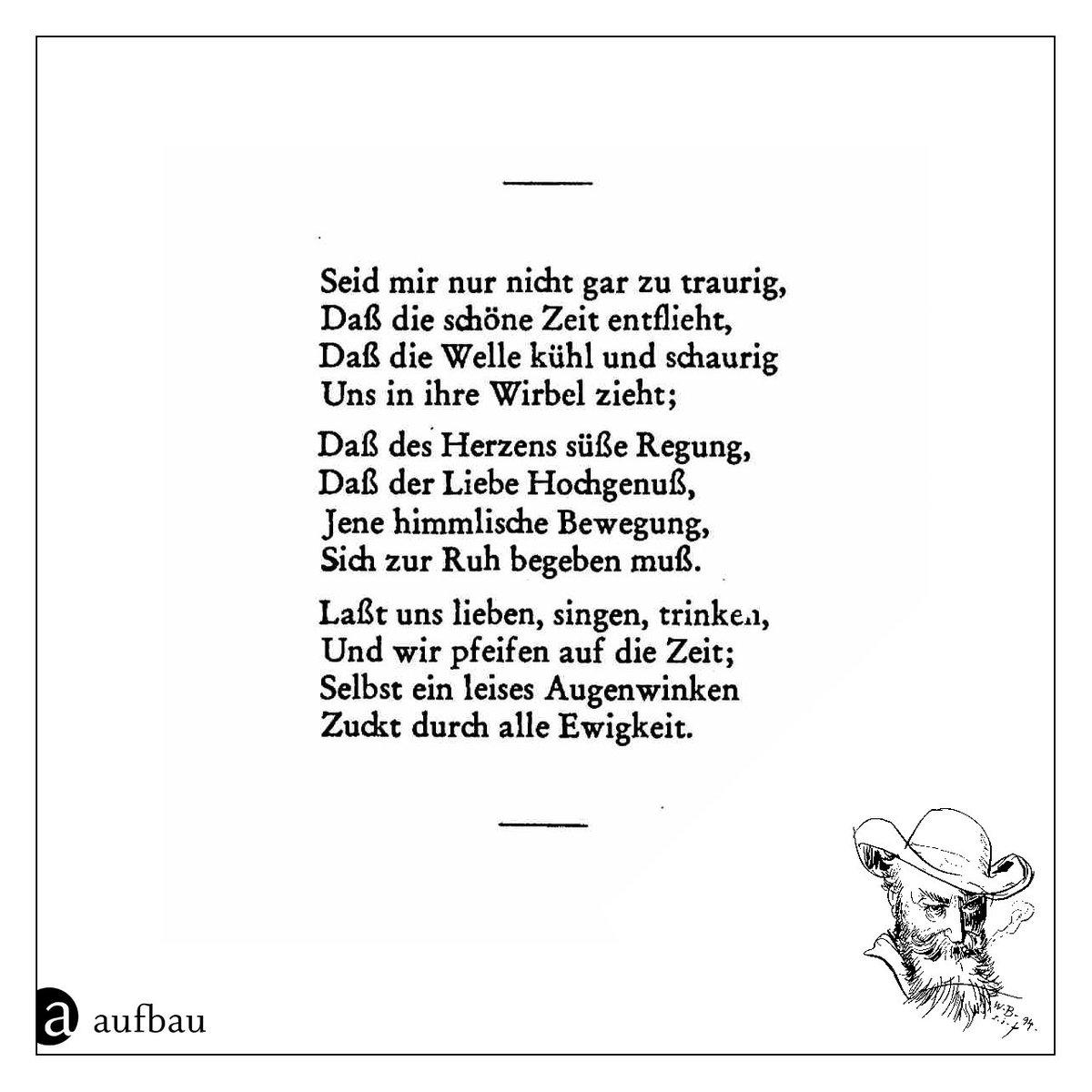 ein schönes gedicht