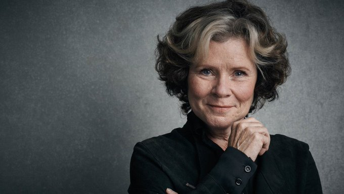 Happy Birthday to Imelda Staunton who played  Voice of Interface in The Girl Who Waited.