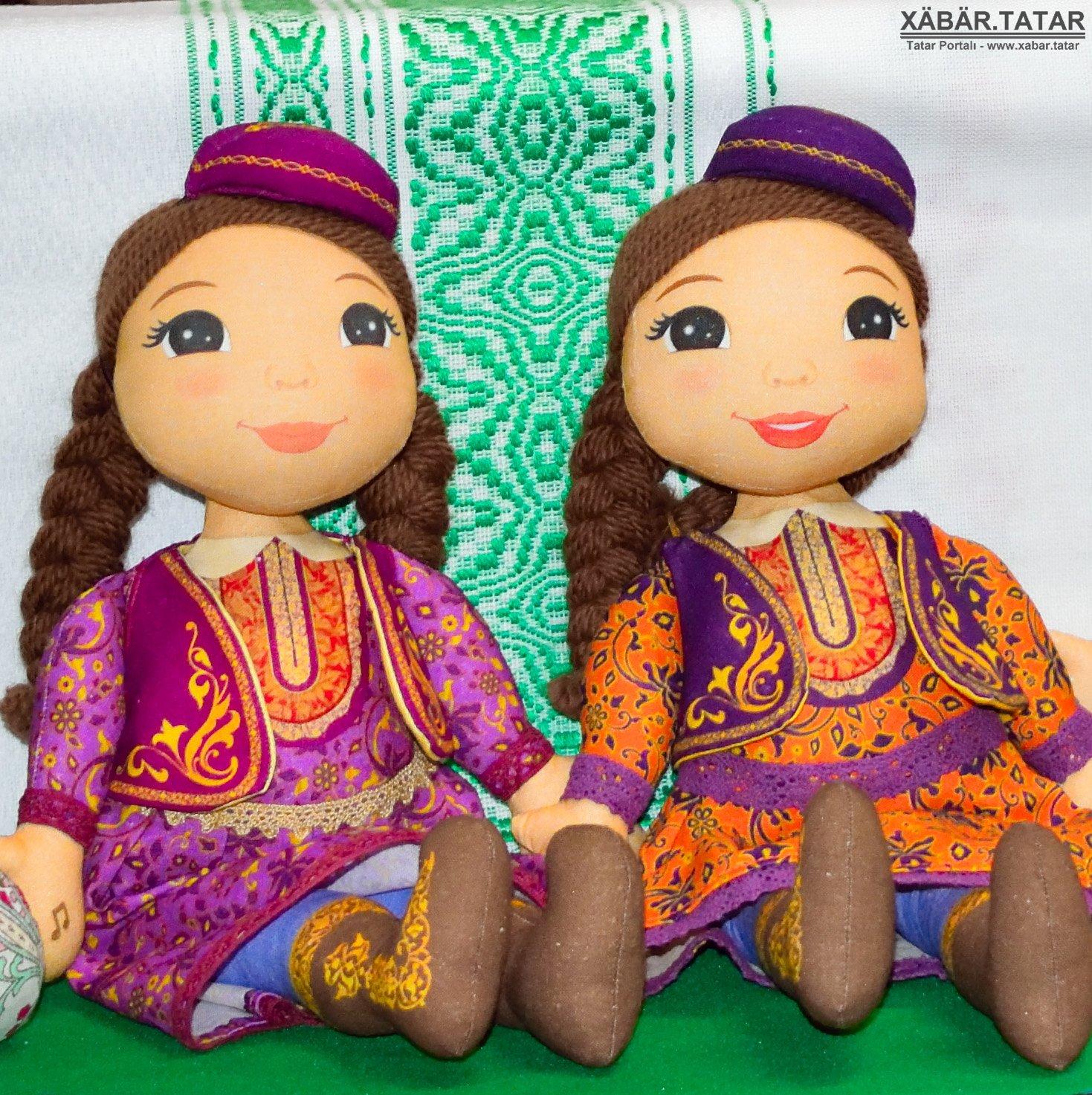куклы в татарских народных костюмах картинки этом кафе царит