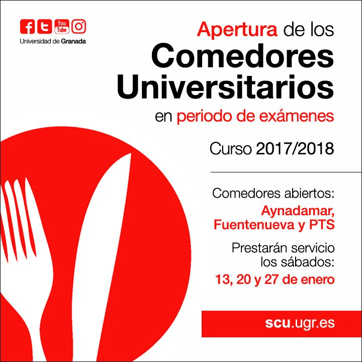 Universidad Granada on Twitter: \