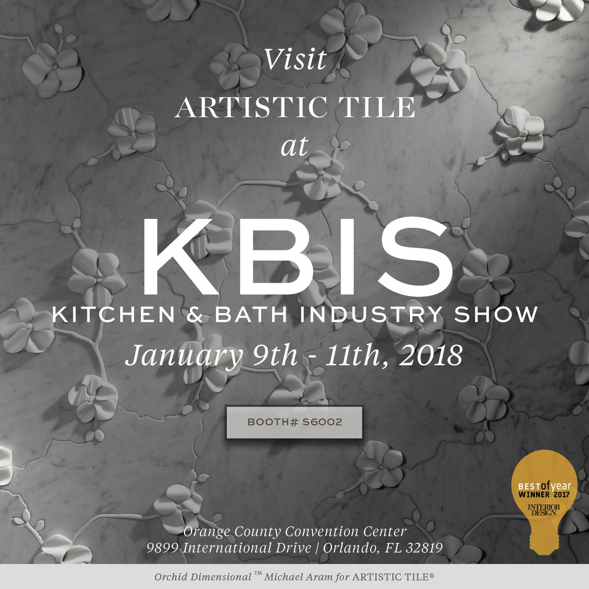 Artistic Tile On Twitter Heading To Orlando For Kbis This Week Take A K At Our Upcoming Releases Booth S6002