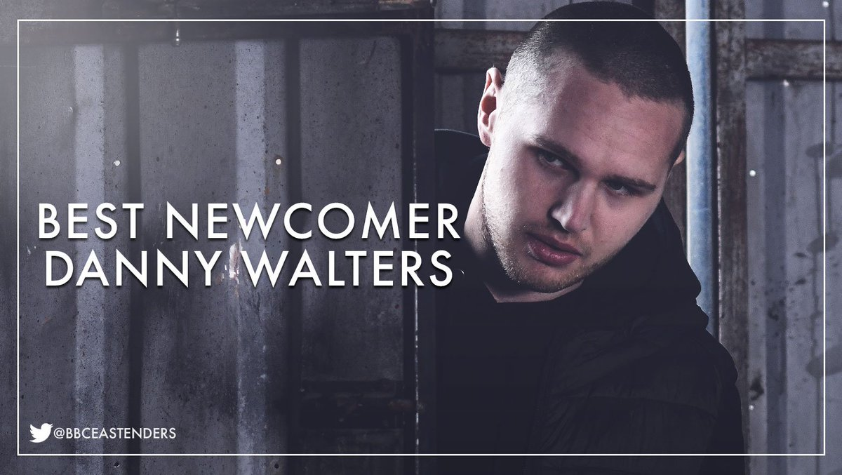 Would you ❤️ to see @DannyWalters_ crowned Best Newcomer at this year's @OfficialNTAs?  Voting closes at noon today! ⭐️https://t.co/l7FtXL5C6r ⭐️