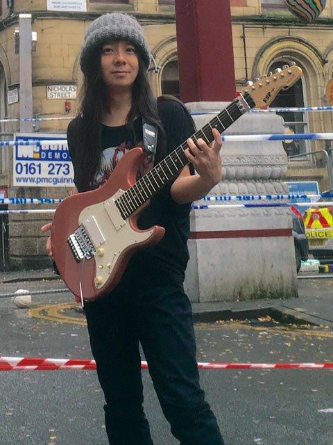 "BABYMETAL""神バンド""のギタリスト藤岡幹大が36歳で急逝 https://t.co/2fjmjUxxjd"