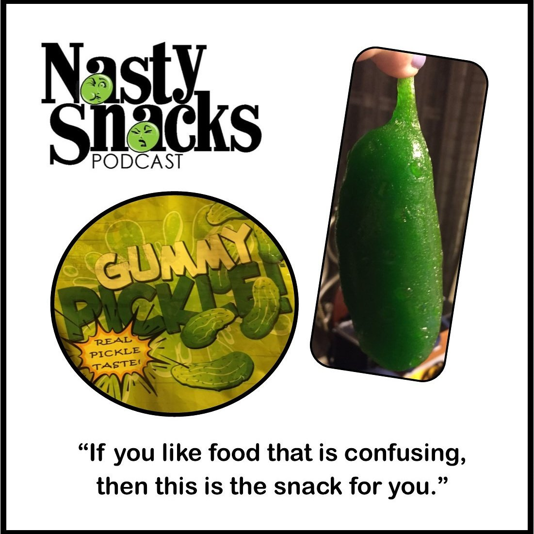 Nasty Snacks Podcast on Twitter: