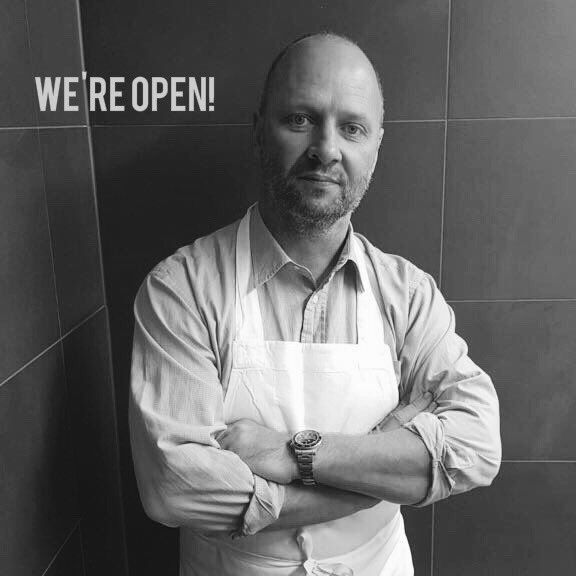 Roganic is open!  'We really enjoyed our time in Marylebone last time around & it feels so right to be back. We had so much fun & I'm confident that the second time around will be no different. We can't wait to welcome back old friends, supporters & future guests!' Simon Rogan https://t.co/aYfjd3gdKH
