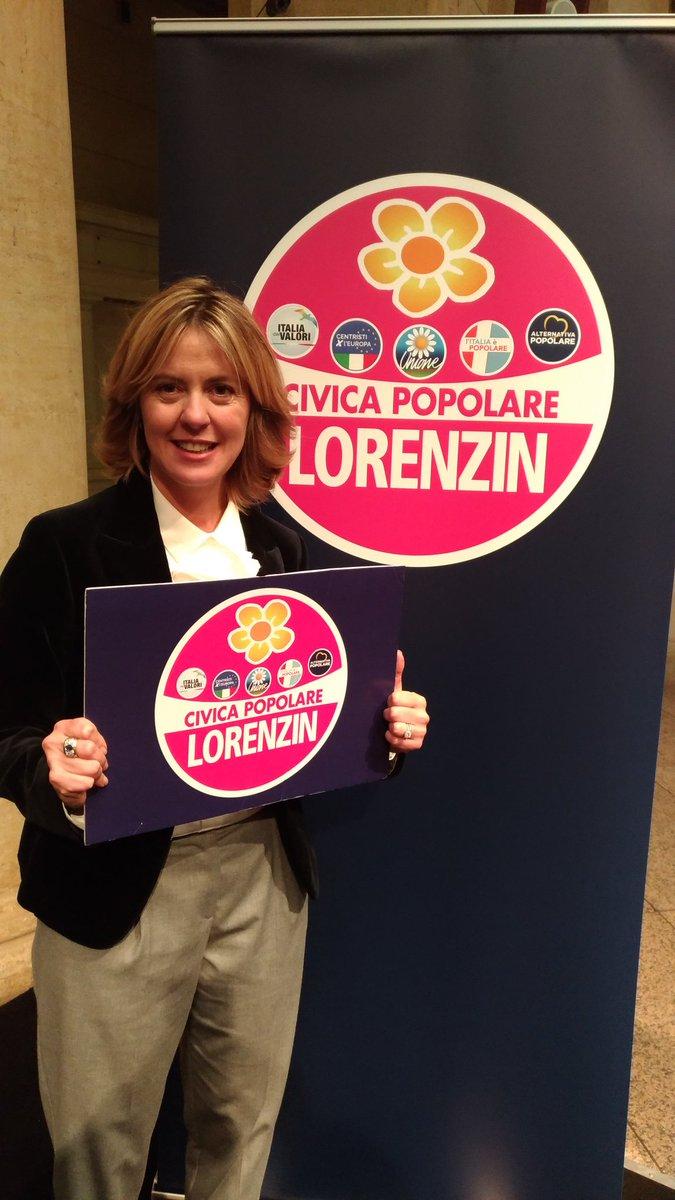 Ecco il nuovo simbolo di #CivicaPopolare...