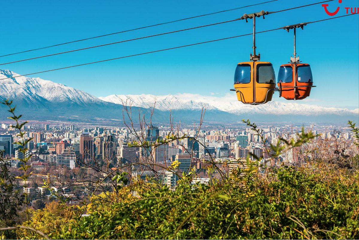 Chile será uno de los destinos de moda de 2018, entre otras cosas por las celebraciones de su bicentenario. ¿Vamos? http://ow.ly/ePM530hsTFp