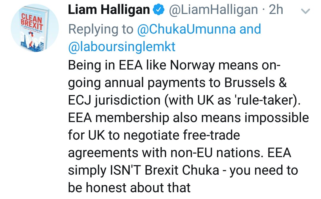 Efta 4 Uk On Twitter 1 Why You Should Stop Listening To