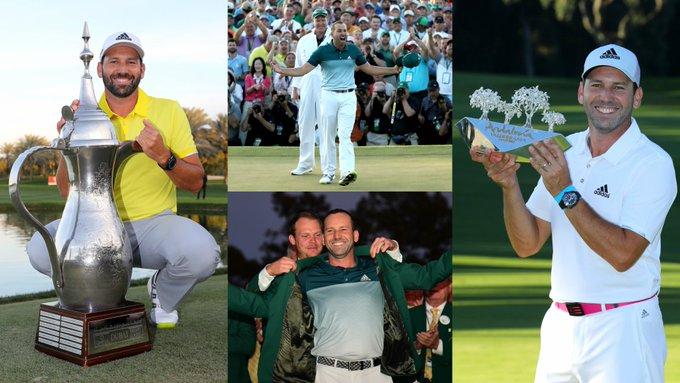 GolfingWorld: Happy Birthday Sergio Garcia May year 39 be as joyful and successful as year 38!