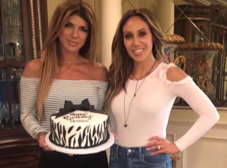 Team Faux Reality On Twitter Teresa Giudice Calls Her Birthday
