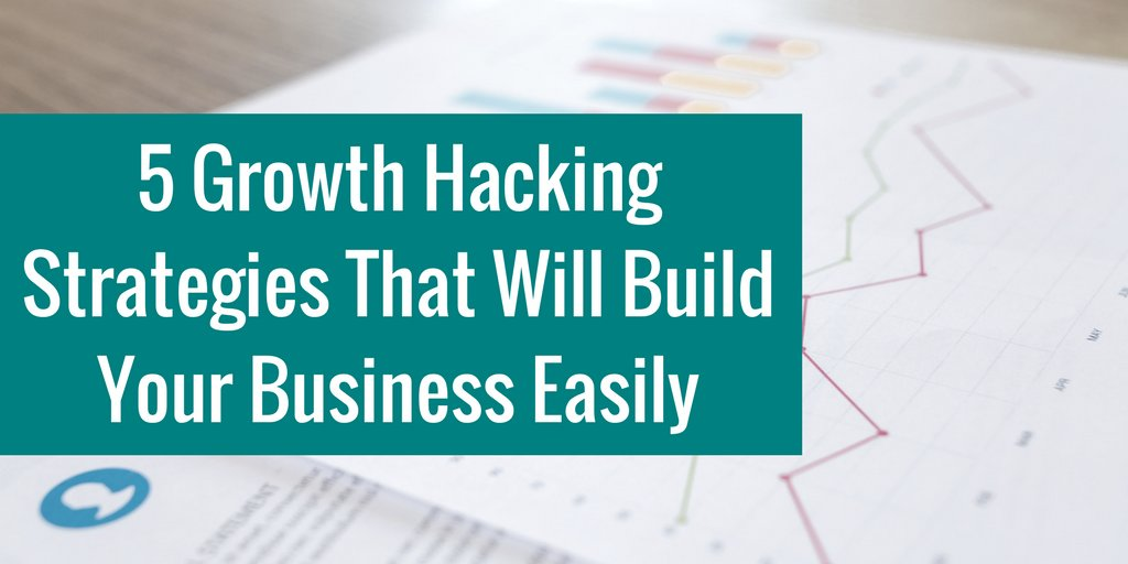 5 Growth Hacking Strategies That Will Build Your Business Easily #growthhack #business #entrepreneurs #bootstrapping #solopreneurs  https:// optimiseandgrow.online/growth-hacking -strategies/ &nbsp; … <br>http://pic.twitter.com/q5cuEg5aB5