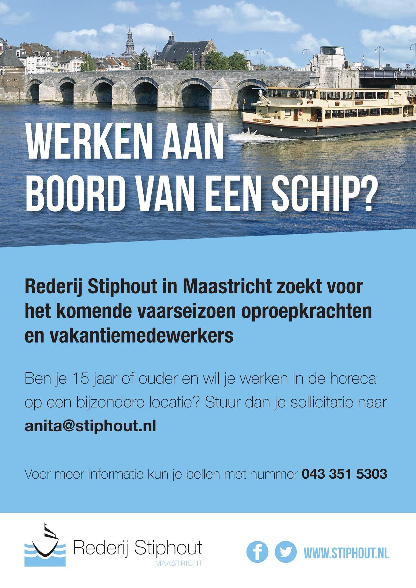 Rederij Stiphout On Twitter