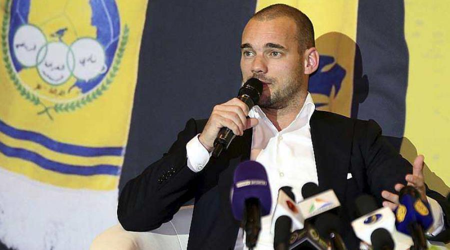 #OGCNASM #OGCN Le message de Wesley Sneijder aux supporteurs niçois https://t.co/jfE26vj8nj