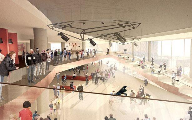 Birmingham's Symphony Hall will get £12 million revamp  http:// dlvr.it/Q9XvL3  &nbsp;   #ClassicalMusic <br>http://pic.twitter.com/5BWm8iCruf
