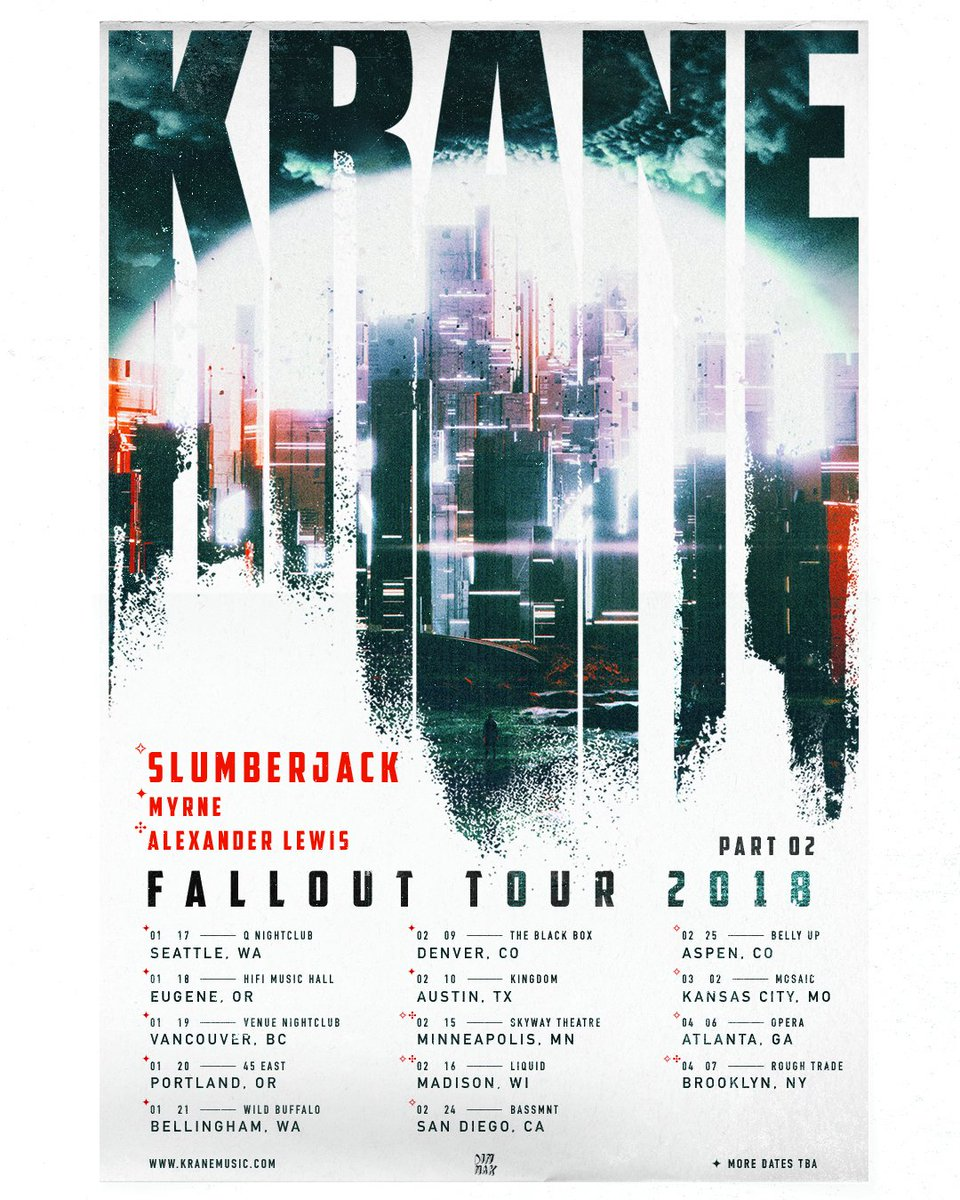 Image result for krane tour