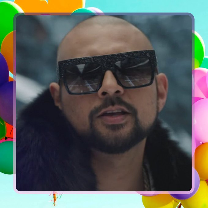 Happy Birthday  Who can name the first NOW album Sean Paul featured on?