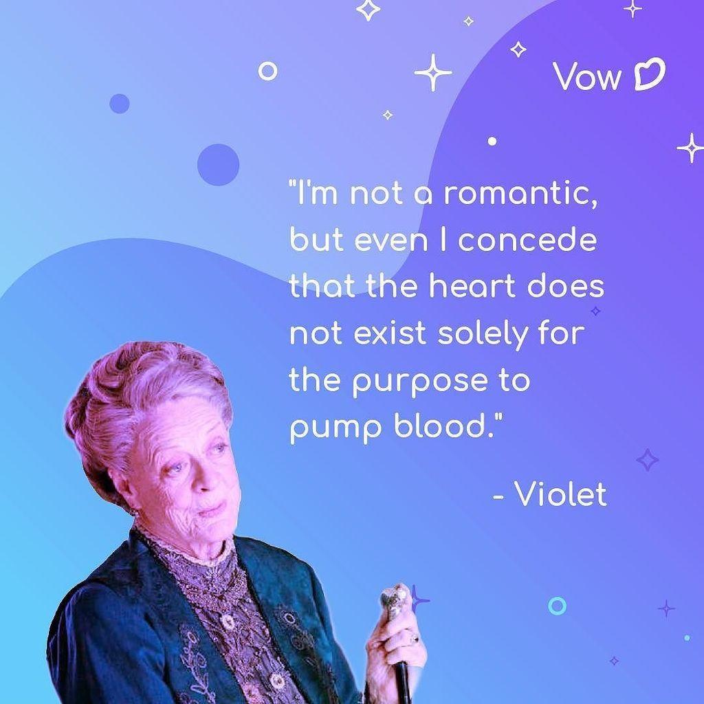 Vow dating website
