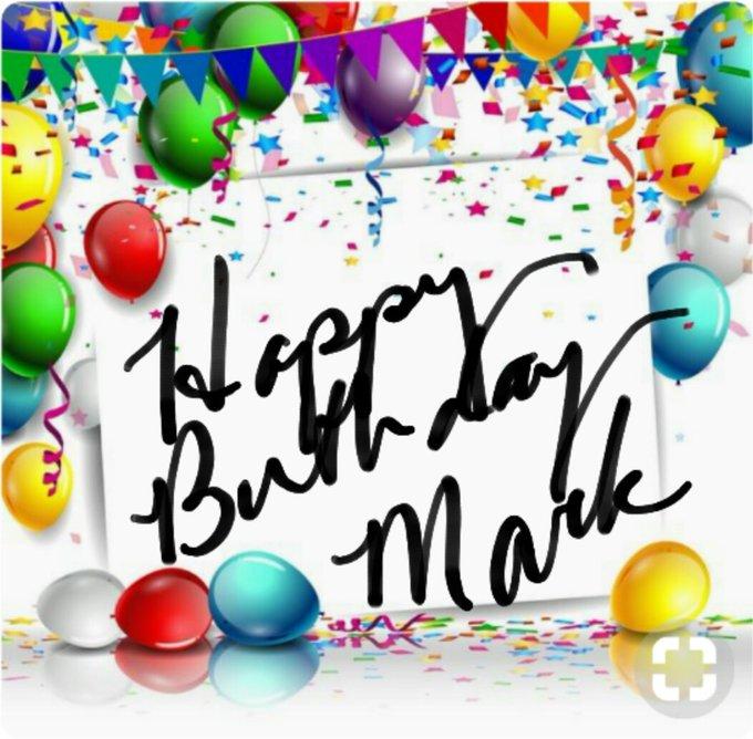 Hey everybody,help me wish Mark Martin a happy birthday today!!