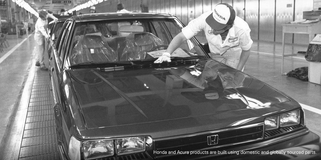 The Accord Was First Car Built In Our Marysville Oh Auto Plant And Has Been Continuous Production Since 1982 Pic Twitter 5e5qiwxjsm