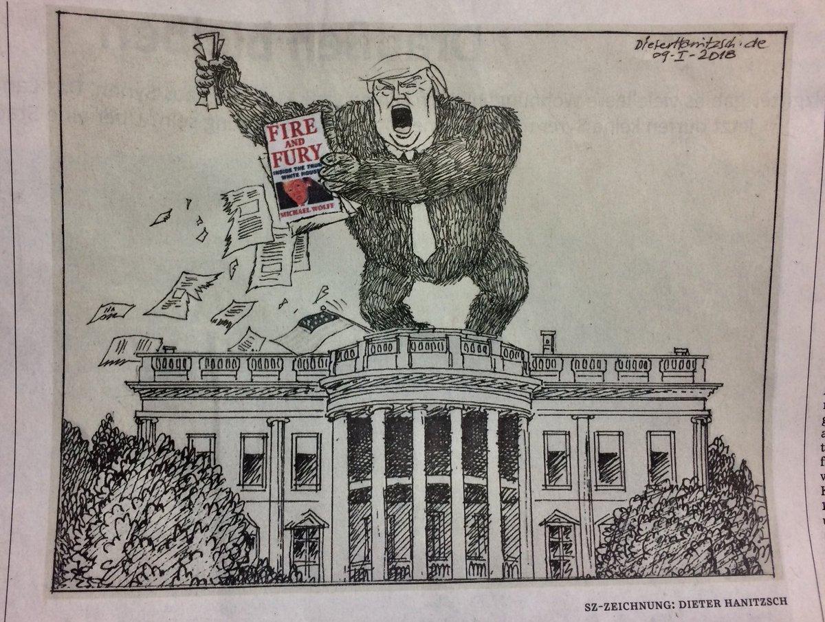 Saturday morning political cartoon thread politics for Dieter hanitzsch