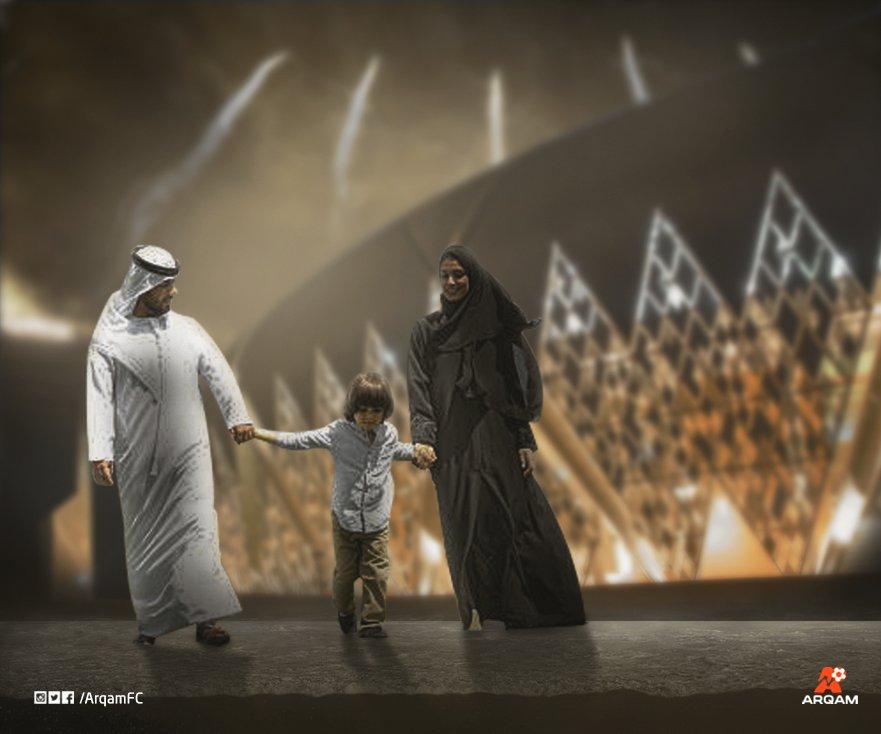 👪 | ستكون مباراة #الأهلي و #الباطن في #الدوري_السعودي_للمحترفين في استاد مدينة الملك عبدالله الرياضية (الجوهرة) الأولى في تاريخ الكرة السعودية التي تشهد حضور العوائل.  احتفال 🎇! https://t.co/vOvrNzjuEq