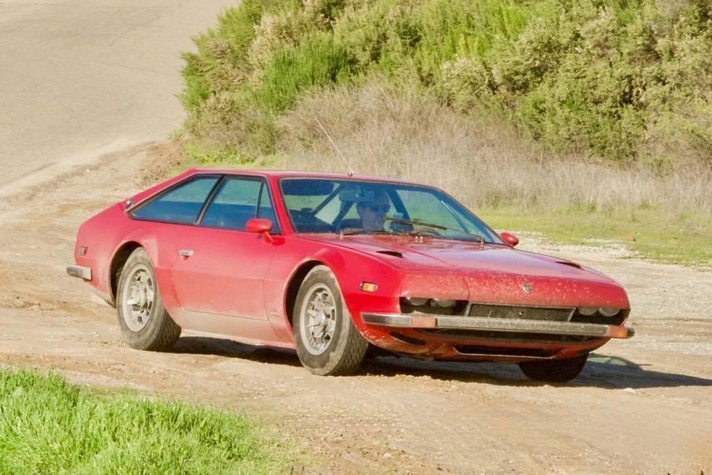 Sportscar Adventures On Twitter Lamborghini Jarama Off Roading