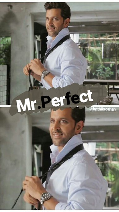 Happy Bday To The One And Only Perfect Actor In Bollywood And My Favourite Mr. Hrithik Roshan