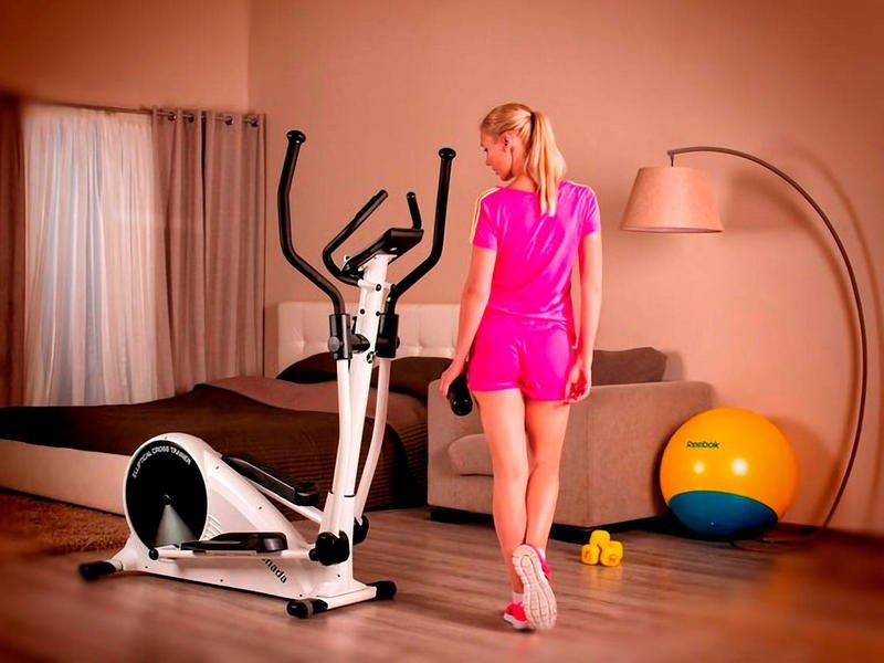 Помогают Ли Эллиптические Тренажеры Похудеть. Как сбросить вес с помощью эллипсоида?