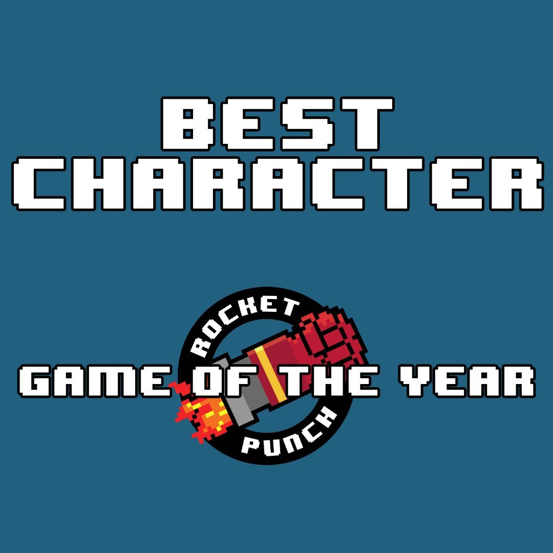 The battles begins NOW! Our Game of the Year 2017 episodes start this month with the crew making their pick for the Best Character of 2017! Listen in now to find out who won! rocketpunchgo.com/rocketpunchcas… #podernfamily #goty #podcasts #gameoftheyear