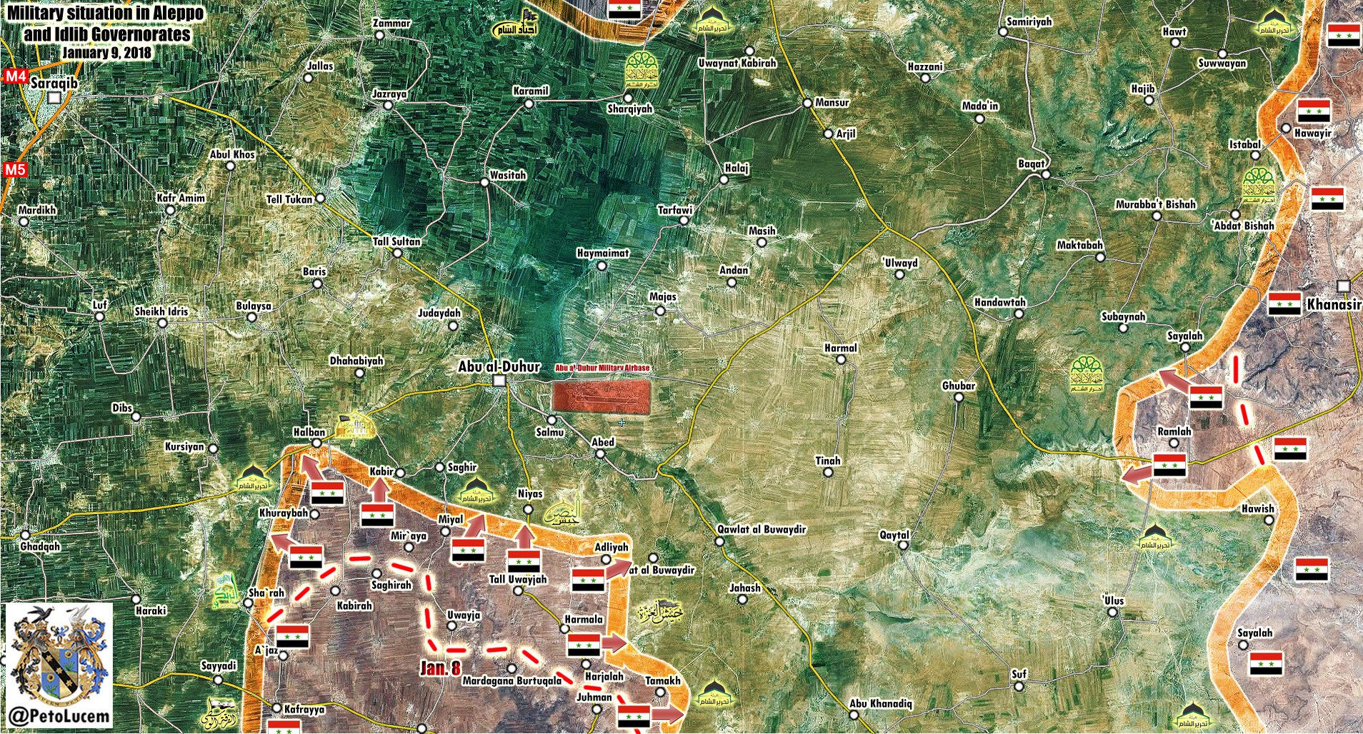 Syrian War: News #16 - Page 21 DTHjmJsX4AEYuFt
