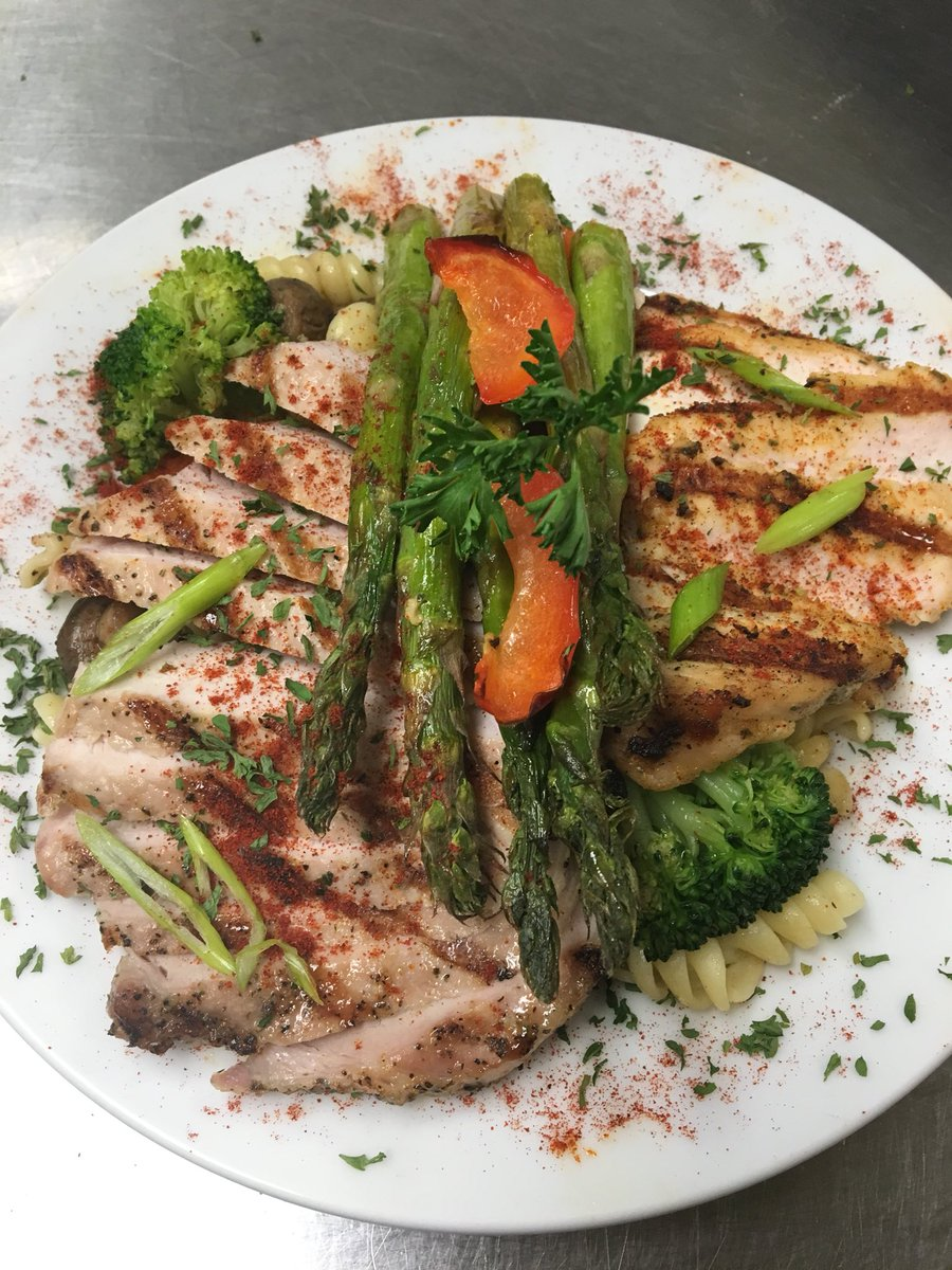 Chef vnell on twitter citrus veggie pasta ginger orange grilled chef vnell on twitter citrus veggie pasta ginger orange grilled chicken ranch grilled pork chop chefvnell cheflife chefsofinstagram foodnetwork forumfinder Images