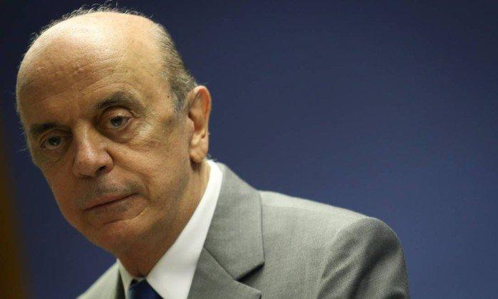 Serra recebeu R$ 52,4 milhões em propina, diz delator da Odebrecht.  https://t.co/ZiBIIc7pwY
