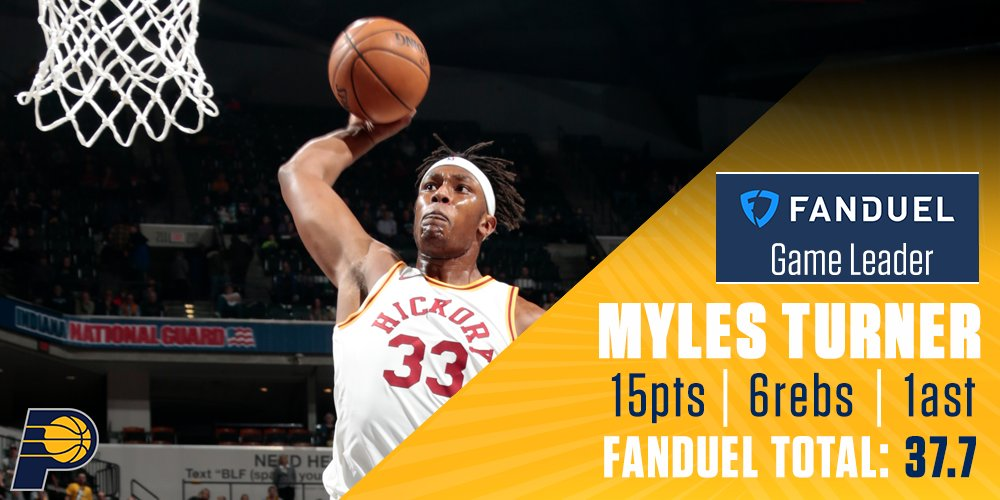 Here's last night's @FanDuel game leader  Get in on the