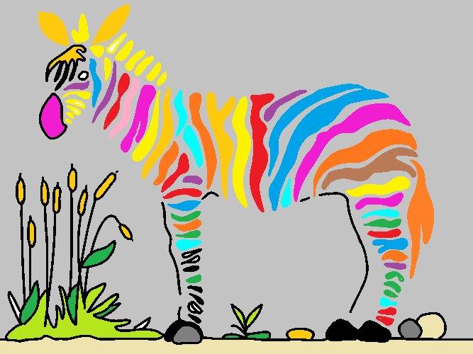 Советские, поздравления зебра в картинках