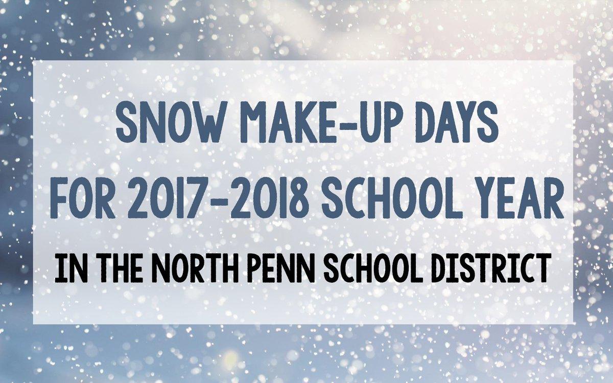 North Penn SD on Twitter: \