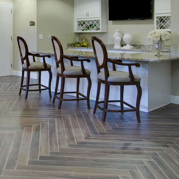 Arizona Tile On Twitter Different Flooring Patterns Can Transform