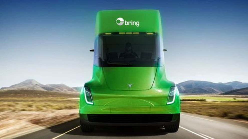 Norwegian postal service commits to Tesla Semi order in effort to electrify fleet: The Tesla Semi continues to get the attention of companies beyond the United States. Posten Norge, a Norwegian postal service that's otherwise known… teslarati.com/tesla-semi-ord… #Cars #Autonews #NY