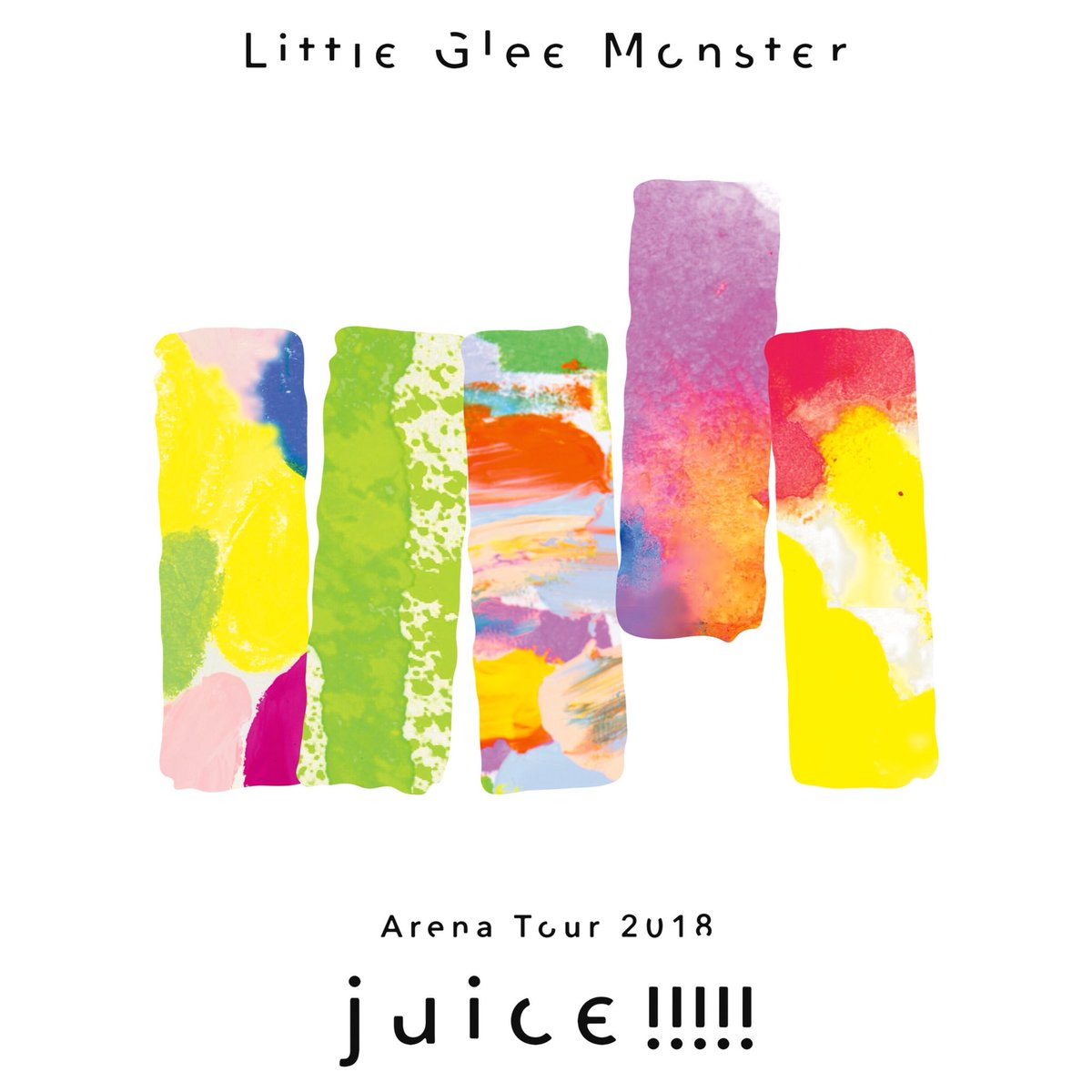 Little Glee Monster Arena Tour 2018 – juice !!!!! – ロゴが完成しました\(^^)/  2/3.4 横浜アリーナ 3/24.25 大阪城ホール DON'T MISS IT ♥  littlegleemonster.com/live2018/