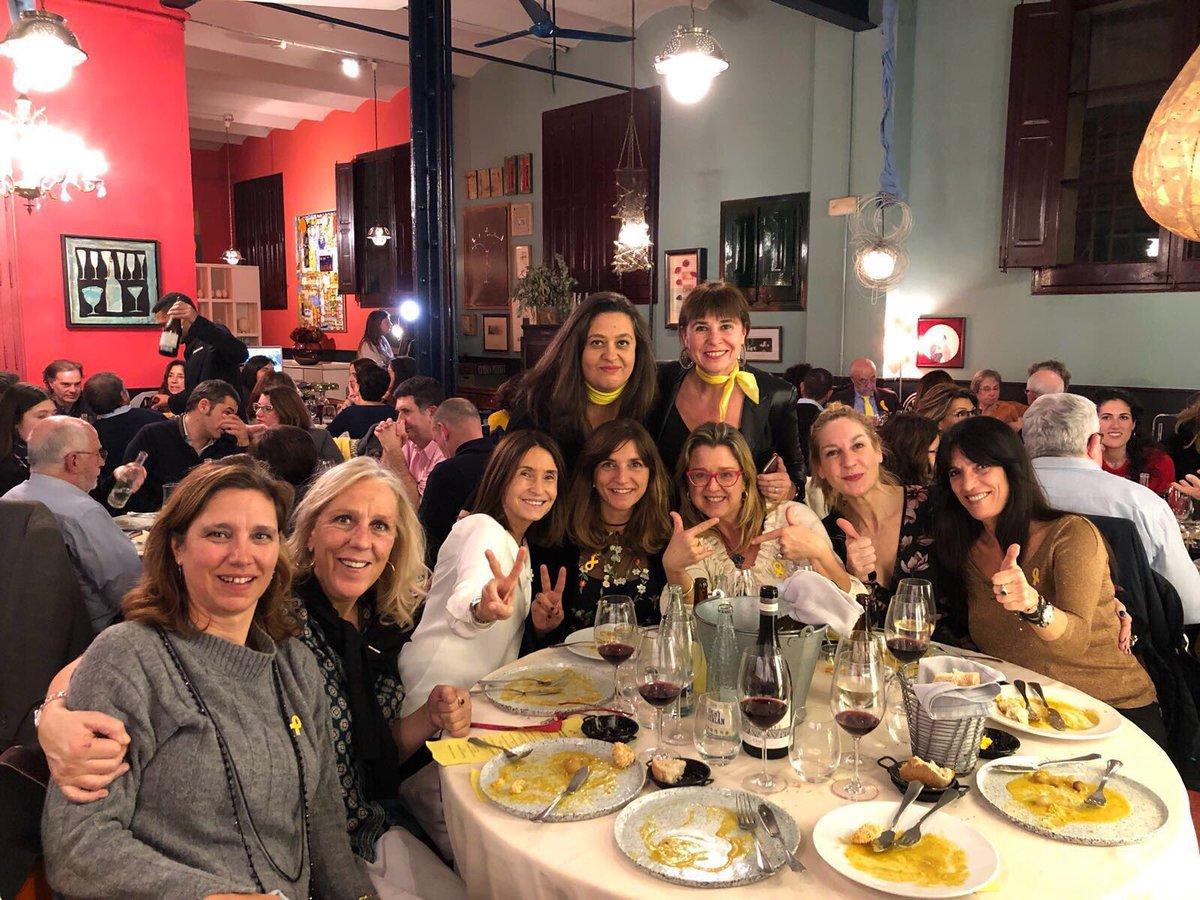 Junts Per Catalunya On Twitter Assistim Al Sopargroc Al  ~ Restaurant Semproniana Barcelona
