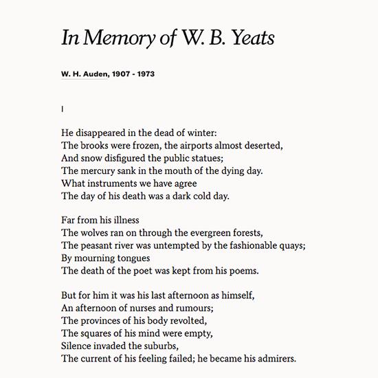 Poems Yates 7