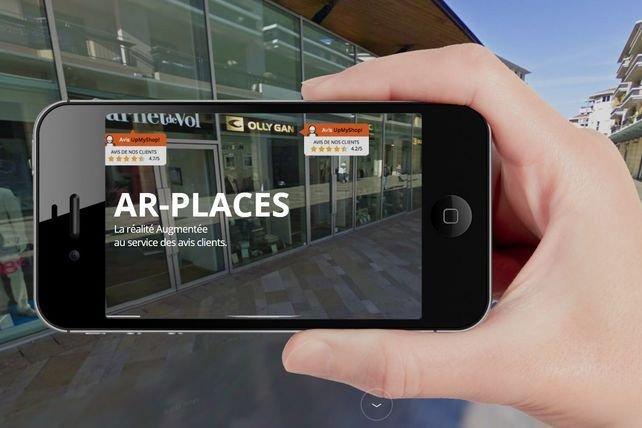 #Innovation : les avis clients en réalité augmentée https://t.co/QKcuAwwB0V #technologie #Aix