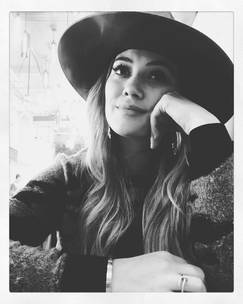 Hilary Duff (@HilaryDuff) on Twitter photo 09/01/2018 23:12:39